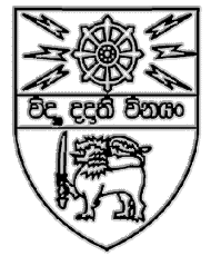 Emblem of Dharmasoka College