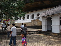 DAMBULLA ROCK TEMPLE FROM OUTSIDE.JPG