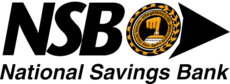 National Savings Bank logo