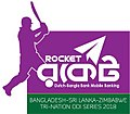 Rocket ODI tri series in 2018 Bangladesh official logo.jpg