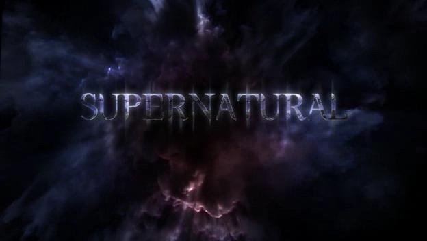 Nadnaravno tv serija wikipedija prosta enciklopedija - Supernatural season 8 title card ...