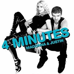 """4 Minutes"" cover"