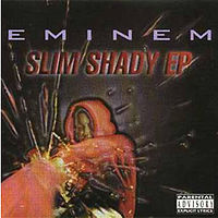 Naslovnica albuma The Slim Shady EP