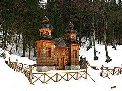 Ruska kapelica (januarja 2011)