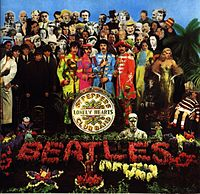 Naslovnica albuma Sgt. Pepper's Lonely Hearts Club Band