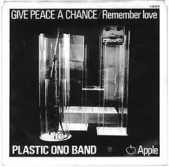 """Give Peace a Chance"" cover"