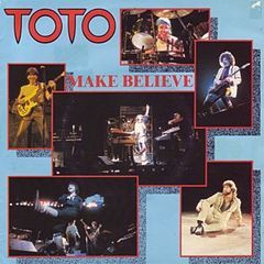 """Make Believe"" cover"