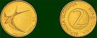 Kovanec za 2 sit