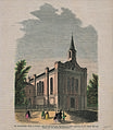 Primož Trubar Church in Ljubljana 1850.jpg