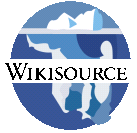 Word Wikisource inside logo