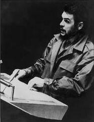 Guevara në Fjalimin e tij të mbajtur në OKB-1964