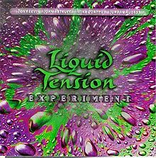 Liquid Tension Experiment kopertina