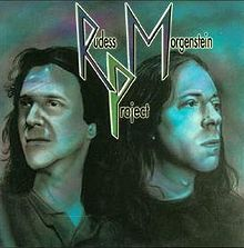 Rudess/Morgenstein Project kopertina