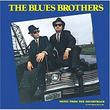 The Blues Brothers: Music from the Soundtrack kopertina