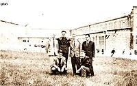 Shkolla në LA HIGUERA ku u ekzekutua Che Guevara, në orën 13:10 të 9 tetorit 1967