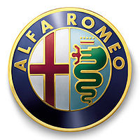 Alfa Romeo Corporate logo