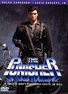 K 9 1989 The Punisher (1989 film) - Wikipedia
