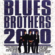 Blues Brothers 2000: Original Motion Picture Soundtrack kopertina