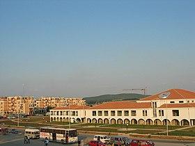 Qendra e qytetit