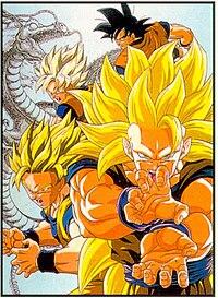 Image Result For Goku Wikipedia