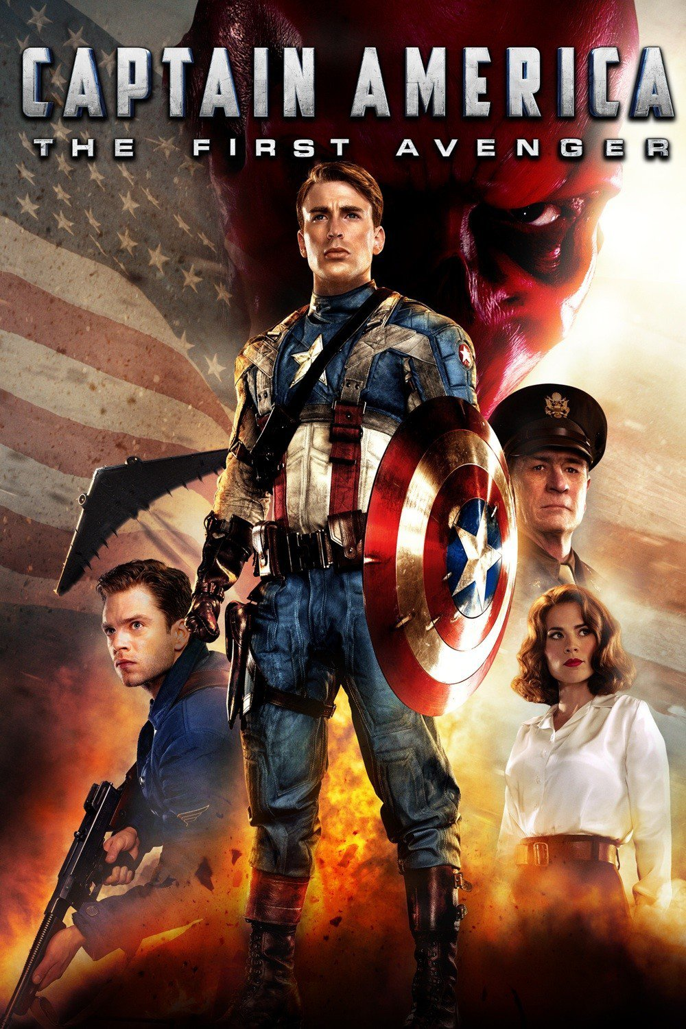 Kinox.To Captain America The First Avenger