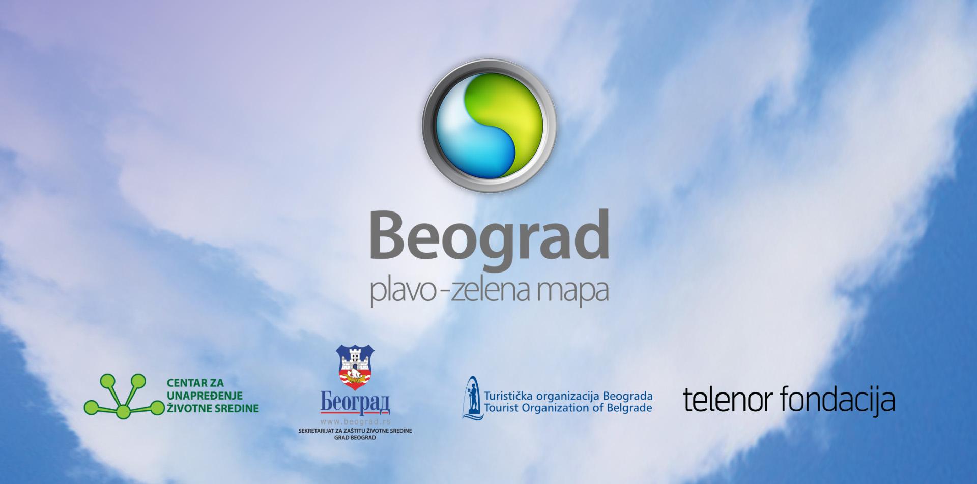 Plavo Zelena Mapa Beograda Vikipediјa Slobodna Enciklopediјa