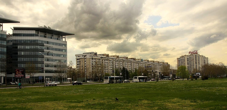 Bulevar Mihaila Pupina Vikipediјa Slobodna Enciklopediјa