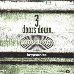 3 doors down kryptonite lyrics: