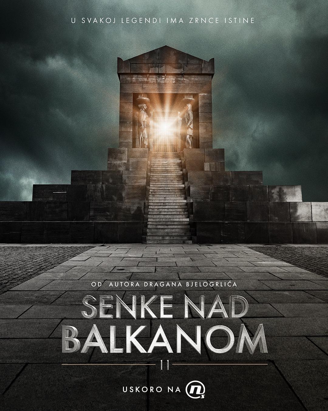 Senke nad Balkanom (2. sezona) — Vikipedija, slobodna enciklopedija