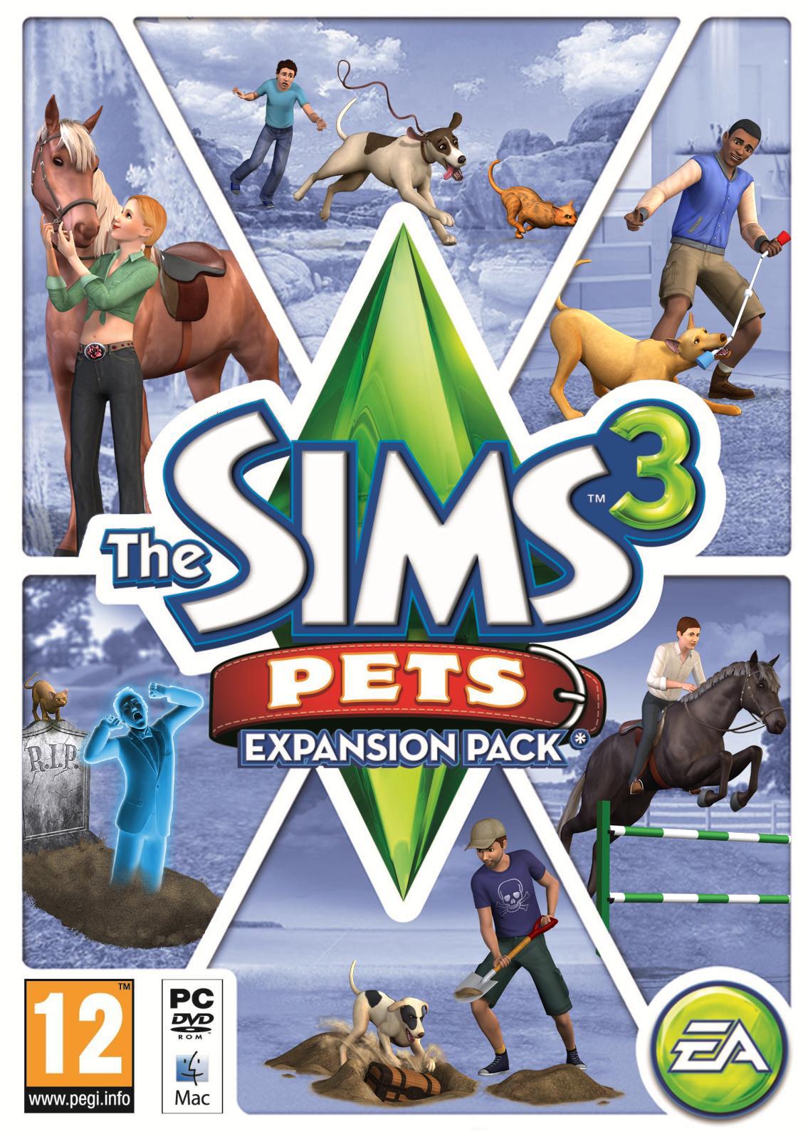 The sims 3 pets код активации - 656
