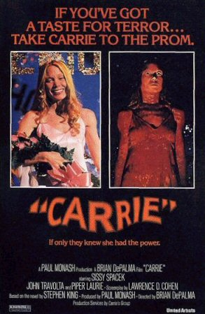 Carrie (1976)  Carrieposter