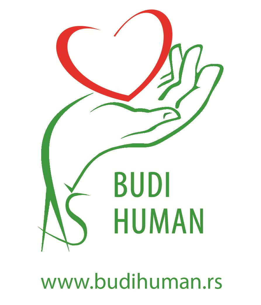Datoteka:Logo Humanitarne fondacije Budi human1.png — Vikipedija, slobodna  enciklopedija