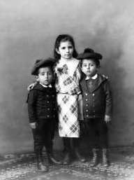 Деца Петра Карађорђевића Женева 1894