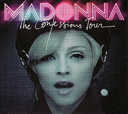 The Confessions Tour (омот).jpg