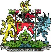 Brent coat of arms.JPG