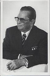 Stevan Kragujevic, Tito, 1978