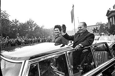 Stevan Kragujevic, Nakon izbora za Dozivotnog predsednika, maj 1974