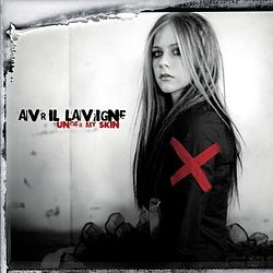 Avril Lavigne Under My Skin album cover.jpg