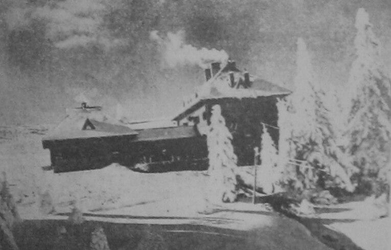 Stari dom na kopaoniku