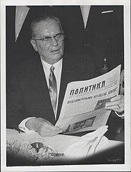 Stevan Kragujevic, TIto u Politici, 5. februar 1969