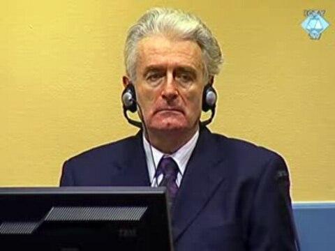 Radovan Karadzic Haski sud
