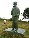 Споменик народном хероју Бошку Бухи на Јабуци, код Пријепоља