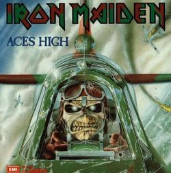 Aces High cover