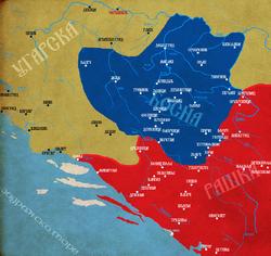 Srpske zemlja Bosna granice 1196.png