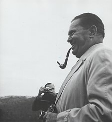 Stevan Kragujevic, Tito, s lulom, Crni vrh 1961