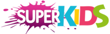 Pink Super Kids logo.png