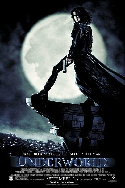 Underworld (2003)  405px-Underworld_movie_poster