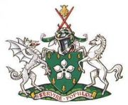 Bromley coat of arms.JPG