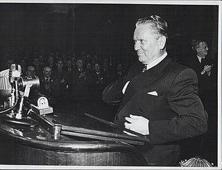 Stevan Kragujevic, Tito, izbor za Predsednika, 1953