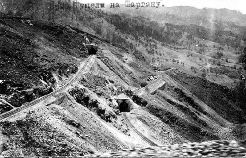 Тунели на Шаргану